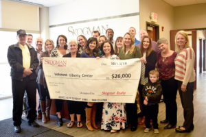 Skogman Realty Raises $26,000 for the Veteran's Liberty Center